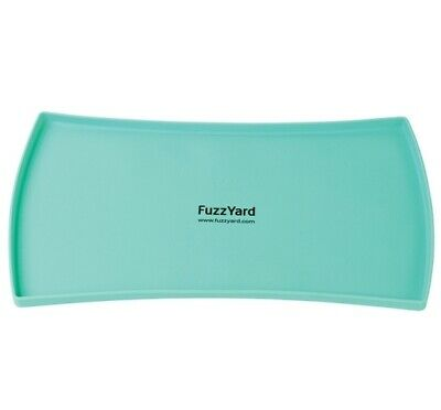 Fuzzyard Spill Proof Silicon Pet Food Mat with Raised Edges