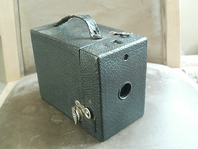 vintage kodak model 120 box camera