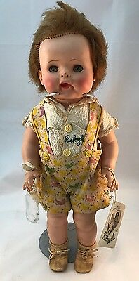 1950'S AMERICAN CHARACTER I LOVE LUCY LITTLE RICKY JR ORIGINAL OUTFIT And Tags