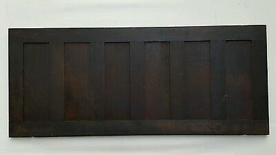 Antique Panel Door