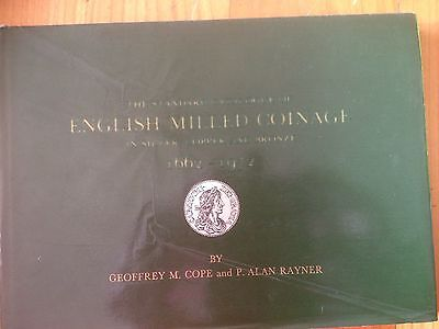 English Milled Coinage 1662-1972