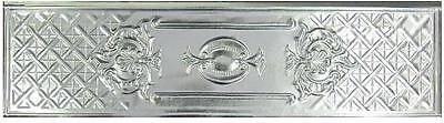 Authentic Design #2 Metal Ceiling Wall Panel 13 In X 50 In 30 Ga. Nr $13.50