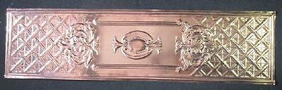 Authentic Design #2  16Oz Copper Ceiling Wall Panel 13 In X 50 In Nr $54.00