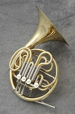 USED Nikkan YHR-664 French Horn Free shipping