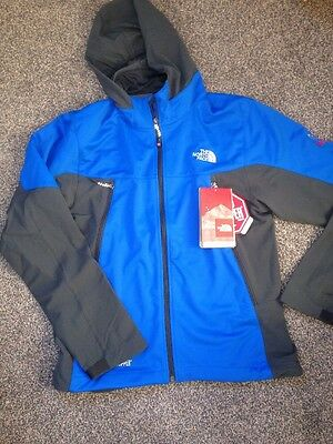 BNWT MENS SUMMIT SERIES North Face mens windstopper  jacket size M blue