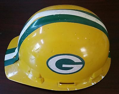 Green Bay Packers Hard Hat at least 25 years old