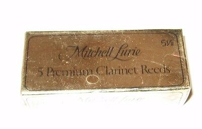 A Box of  Mitchell Lurie Premium Bb Clarinet Reeds -  5.5