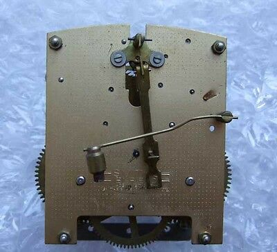 Smiths Enfield Clock Movement for Spares.