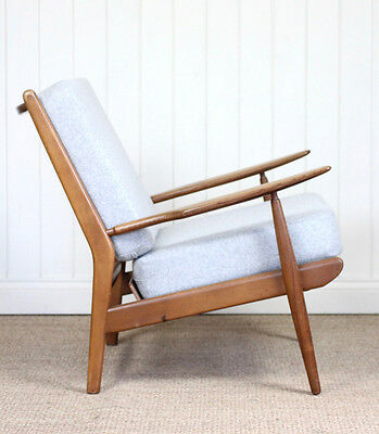 Vintage Retro Scandart Lounge Easy Arm Chair Mid Century Danish (#2)