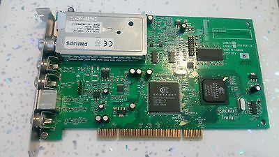 Philips Tv Tuner Hw Encoding Pci Card Atx Conexant Decoder