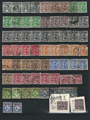 Zanzibar On 3 Stock Page Sides, Mint And Used