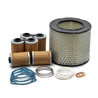 Maintenance Filter Kit for BMW Airheads Without Oil Cooler / 13 72 1 254 382