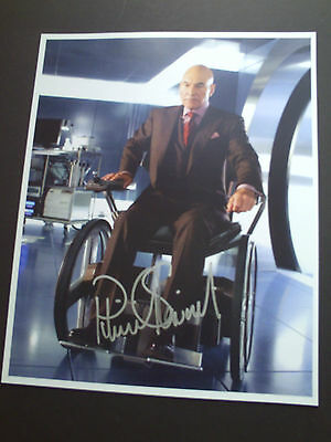 Patrick Stewart Genuine Signed 10X8 Photograph