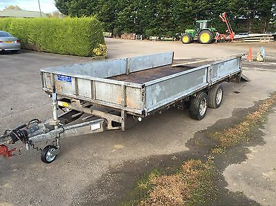 Ifor Williams Lm146 14ft Trailer