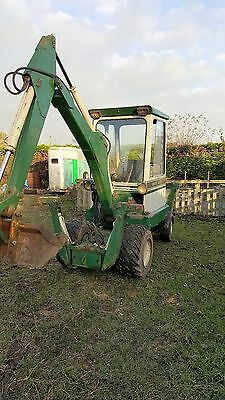 DIGGER SMALLEY MRK2cant swap