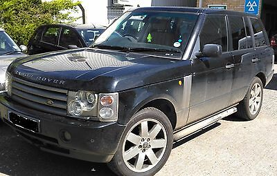 Range Rover L322 4.4 V8 03 plate. Breaking for spares
