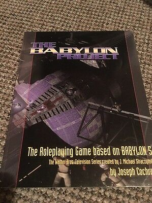 The Babylon Project Role playing Game