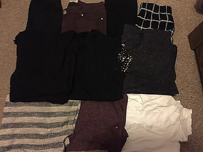 Bundle Of Women's Clothes In Size 10/12