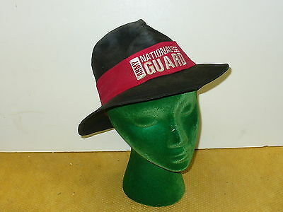 rare WW11 ARMY NATIONAL GUARD HAT