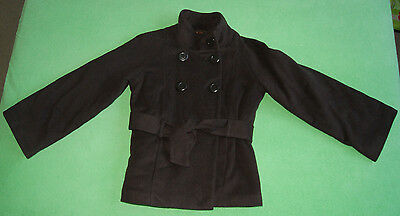 Next brown jacket coat for girl age 11-12 years 152cm