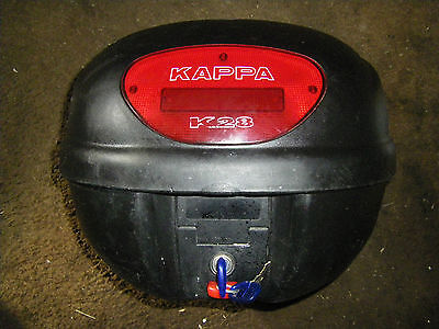Top Box by Kappa for a scooter or small motorcycle