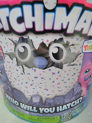 Hatchimals Owlicorn RARE Sold out Xmas Favorite NEW