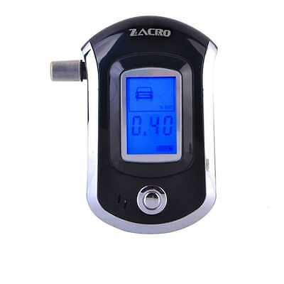 Zacro Alcohol Tester, Professional Breathalyzer with Semi-conductor Sensor and L
