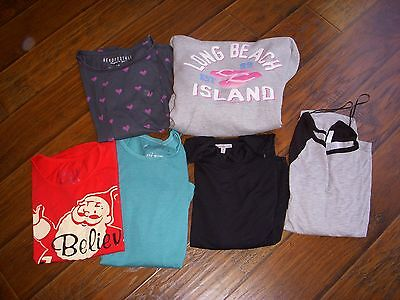 Girls Mixed Lot Of Clothes- Sz Large (14-16)