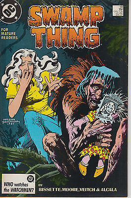 Swamp Thing 59 - 1987 - Very Fine