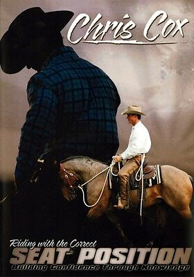 Chris Cox - Riding with the Correct SEAT POSITION -  Horse Training  DVD