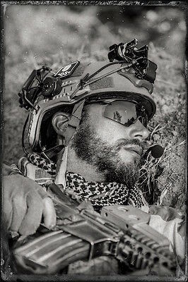 Create A stunning civil war type tintype from your Military & Veteran Photo