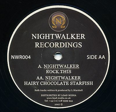 Nightwalker - Rock This - Hairy Chocolate Starfish