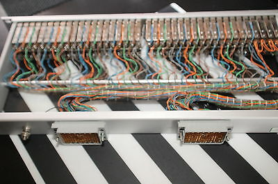Mosses & Mitchell 80-way Bantam Patchbay Edac TT Dsub db25 D Sub RRP £549++