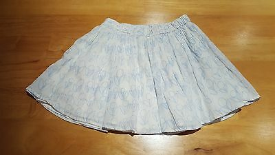 GAP Girls Clothes Cotton Lined Skirt Age 8-9 Years