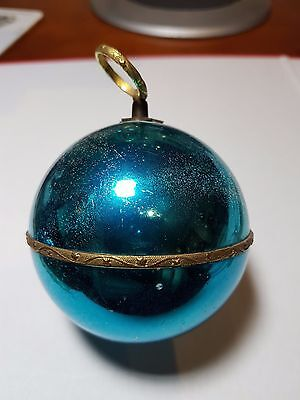 Reuge Antique Christmas ball musical box