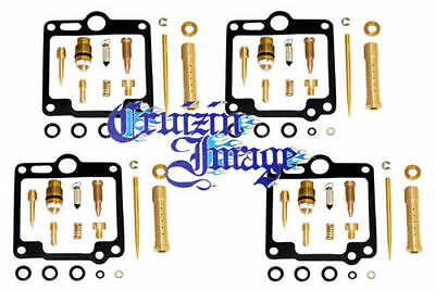 Yamaha Fj1100 Carb Repair Kits Carburetor 4 Repair Kits 20-Fj1100Cr