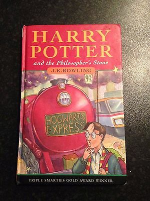 Harry Potter and the philosophers stone RARE book!