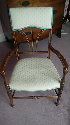 Lovely Vintage Antique Chair See Description