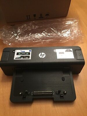 BNIB HP 90W Dock Station Pum1.0 (A7E32AA) with Power Cable
