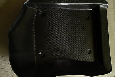 Subaru GC8 carbon  floor mat/pan , pass. side.