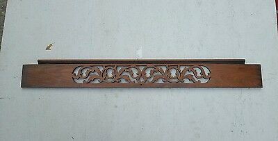 Antique Architectural Accent Fretwork