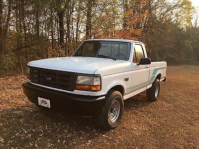 1994 Ford F-150  1994 ford f-150