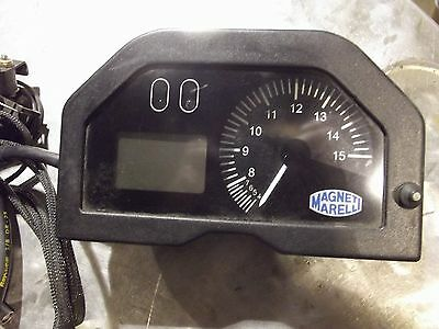 Magneti Marelli Indycar Dash And Harness Alfa Romeo Indy 500 Racing Ferrari