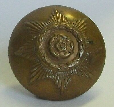 East Yorkshire Regiment 25mm Tunic Button by JR Gaunt