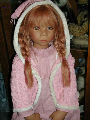 """RARE LARGE 36"""" ~JOSINE HIMSTEDT~PLAYSTREET~83/277 w/Original & Extra Outfits"""