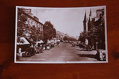 Original Photograph South Street St. Andrews. Posted 1949