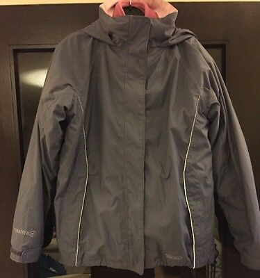 Amazing Peter Storm 3 in 1 Girls Winter Ski Jacket Loads of Extras Age 13