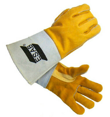ESAB Heavy Duty Welding Gloves, Size: 9/L & 10/XL
