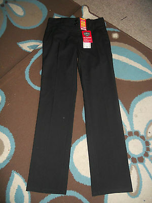 Marks & Spencer - Black Trousers - Age: 10-11 Years - Bnwt