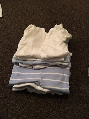 10 Baby Grows From George (Asda) 3-6 Months